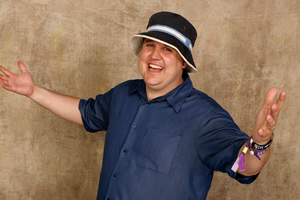 Peter Kay - The Early Years. Peter Kay. Copyright: Channel X.