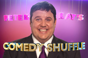 Peter Kay's Comedy Shuffle. Peter Kay. Copyright: Goodnight Vienna Productions.