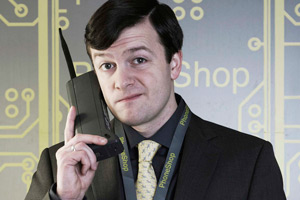 PhoneShop. Christopher (Tom Bennett). Copyright: Talkback.