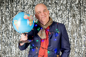 Planet Hogmanay. Jack Docherty. Copyright: The Comedy Unit.