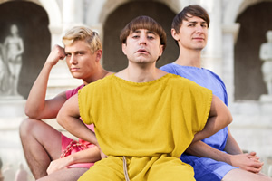 Plebs Series 4