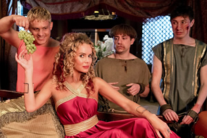 Plebs Series 5 guest stars