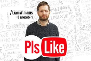 Pls Like. Liam (Liam Williams). Copyright: Left Bank Pictures.