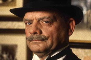 Porterhouse Blue. Skullion (David Jason). Copyright: Carnival Films.