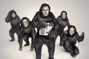 Power Monkeys cast