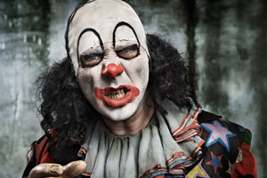 Psychoville. Mr Jelly (Reece Shearsmith).