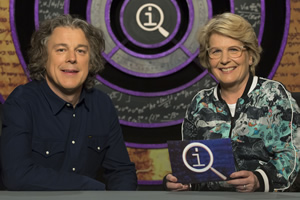 QI Series O, Episode 1 - Ologies - British Comedy Guide