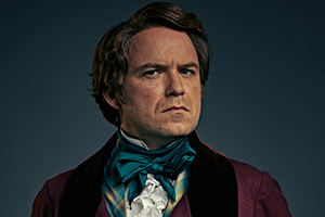 Quacks. Robert (Rory Kinnear). Copyright: Lucky Giant.