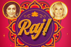 Meera Syal and Jennifer Saunders star in Audible sitcom 'Raj!'