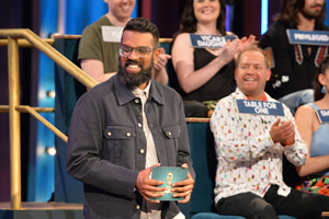 The Ranganation. Romesh Ranganathan. Copyright: Zeppotron.