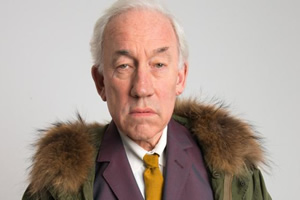 The Rebel. Henry Palmer (Simon Callow). Copyright: Retort.
