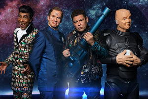 Red Dwarf stage show considered