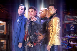 Red Dwarf to become live stage show