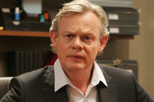Reggie Perrin. Reggie Perrin (Martin Clunes). Copyright: Objective Productions.