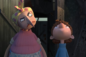 Walliams & Brydon on Revolting Rhymes