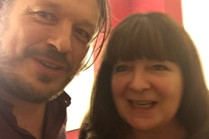 Richard Herring's Leicester Square Theatre Podcast.