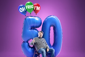 Richard Herring: Oh Frig, I'm 50!. Richard Herring.