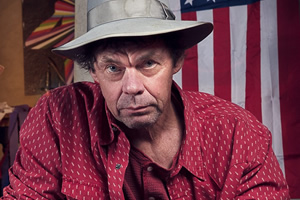 Rich Hall's (US Election) Breakdown. Rich Hall. Copyright: BBC.