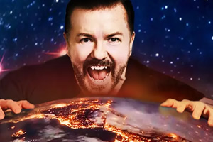 Ricky Gervais: Humanity. Ricky Gervais.