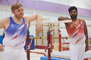 Rob And Romesh Vs returns for Olympics, as Rob Beckett pilots gameshow