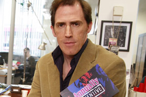 Rob Brydon's Annually Retentive. Rob Brydon. Copyright: Jones The Film.