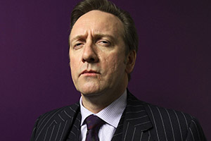 Roman's Empire. Roman Pretty (Neil Dudgeon). Copyright: Tiger Aspect Productions.