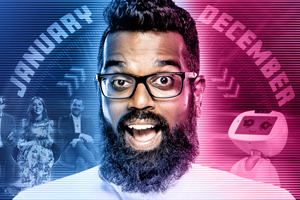 Romesh Look Back To The Future