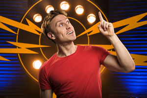 Russell Howard's Stand Up Central. Russell Howard. Copyright: Avalon Television.