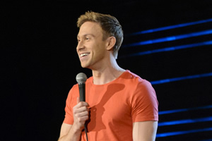 Stand Up Central. Russell Howard.