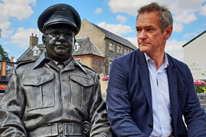 Saluting Dad's Army. Alexander Armstrong.
