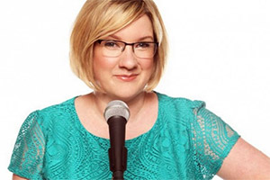 Sarah Millican: Thoroughly Modern Millican Live. Sarah Millican. Copyright: Chopsy Productions.