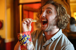 Seann Walsh In Ireland. Robin (Seann Walsh). Copyright: Baby Cow Productions / Sky.