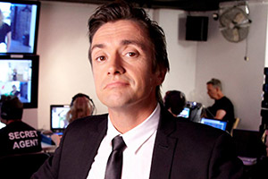 Richard Hammond's Secret Service. Richard Hammond. Copyright: Initial.