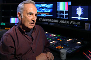 The Secret Story Of The BBC Christmas Tapes. Dave Rixon. Copyright: BBC Studios.