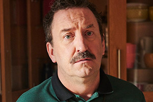 Semi-Detached. Stuart (Lee Mack). Copyright: Happy Tramp Productions.