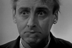 Spike Milligan Offers A Series Of Unrelated Incidents At Current Market Value. Spike Milligan. Copyright: BBC.