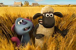 Shaun The Sheep 2: Farmageddon. Copyright: Aardman Animations.