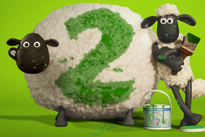 Shaun The Sheep Movie: Farmageddon. Copyright: Aardman Animations.