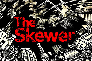 The Skewer wins gold at Audio & Radio Industry Awards