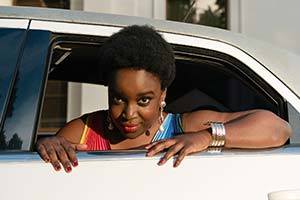 Sorry. Dolly (Lolly Adefope).