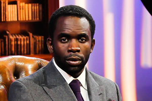 Sorry, I Didn't Know. Jimmy Akingbola. Copyright: Triforce Productions.