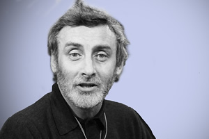 Spike Milligan in motion