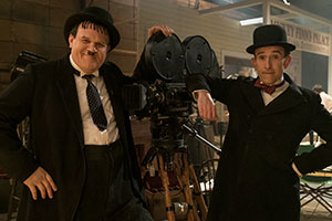 Making Stan & Ollie