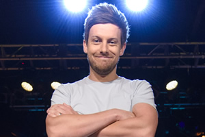 Stand Up Central. Chris Ramsey. Copyright: Avalon Television.