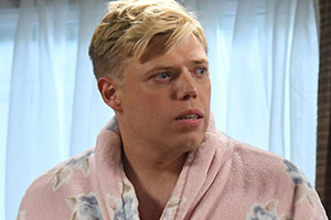 Static. Rob (Rob Beckett). Copyright: Zeppotron.