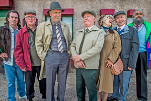 Still Game to end