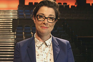 Sue Perkins's travel memoir