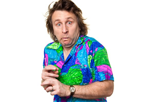 Thanks A Lot, Milton Jones!. Milton (Milton Jones). Copyright: Pozzitive Productions.