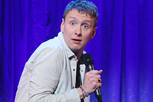 Joe Lycett: That's The Way, A-Ha A-Ha, Joe Lycett Live. Joe Lycett. Copyright: Andy Hollingworth.