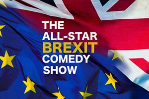 The All-Star Brexit Comedy Show. Copyright: BBC.